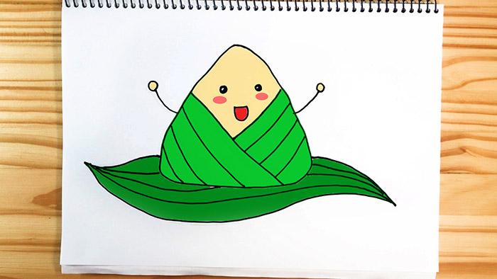 简笔画简单好看易画_萌妹爱画画 - 专注于儿童简笔画及手抄报