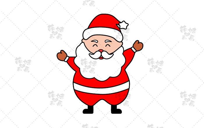 圣诞老人-步骤4